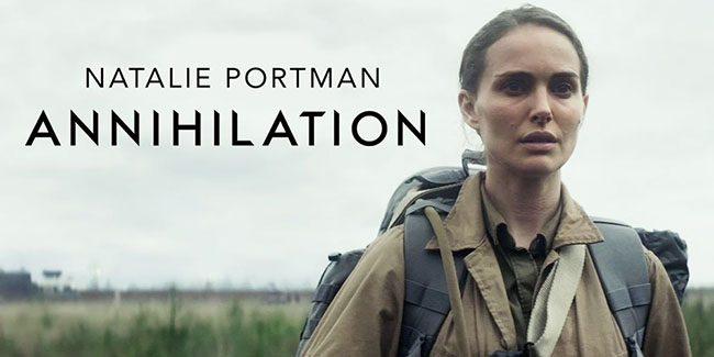 Annihilation, desde el 12 de marzo por Netflix