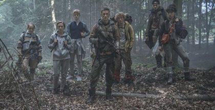 the Rain nueva serie apocaliptica de Netflix
