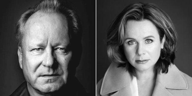 Chernobyl, Stellan Skarsgard y Emily Watson en el cast de la serie