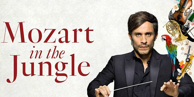Mozart in the Jungle cancelada después de cuatro temporadas