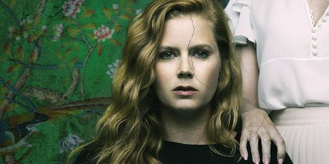 Sharp Objects, el poster de la serie de HBO con Amy Adams