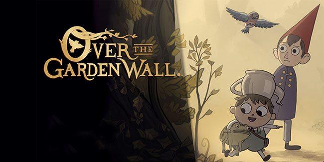 Over the Garden Wall o Más allá del jardín por Netflix