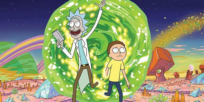 ¡Larga vida a Rick y Morty!: ordenados 70 nuevos episodios