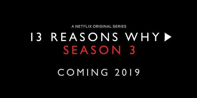 Por trece razones tendrá una tercera temporada