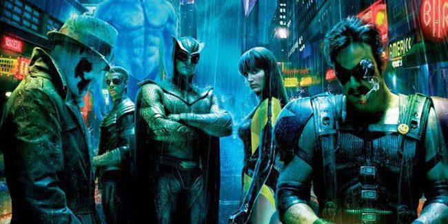 Watchmen (la serie de televisión) se anuncian algunos protagonistas