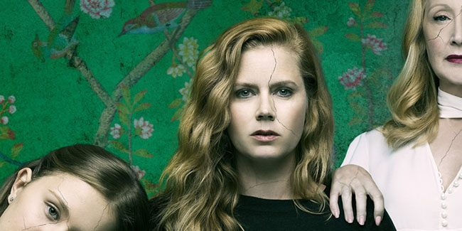 Sharp Objects: el tráiler oficial de la nueva serie con Amy Adams