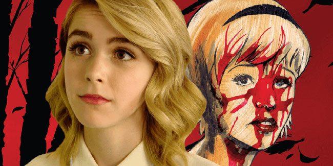 The Chilling Adventures of Sabrina, el primer poster de la serie con sello Netflix
