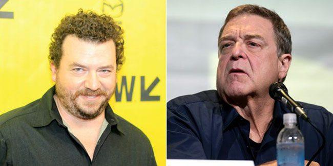 John Goodman y Danny McBride en un piloto de HBO
