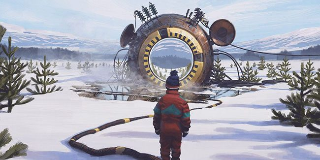 Tales from the Loop, Amazon ordena la serie basada en las obras de Simon Stålenhag