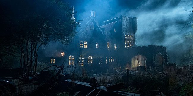 The Haunting of Hill House, primeras fotos de la serie de terror de Netflix