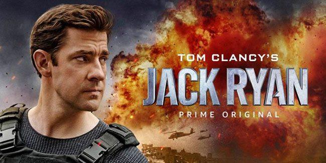 Amazon renueva Jack Ryan para una tercera temporada