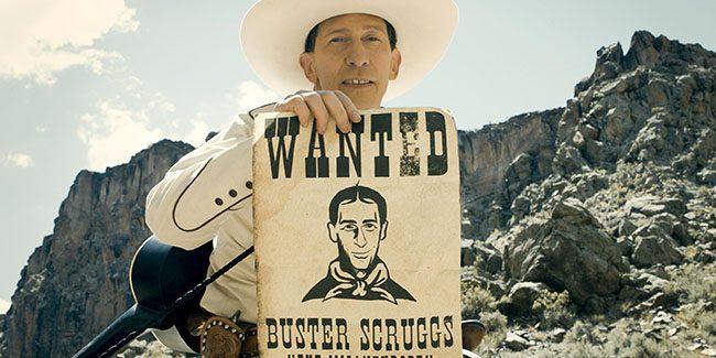 La balada de Buster Scruggs, el tráiler del western de los hermanos Coen