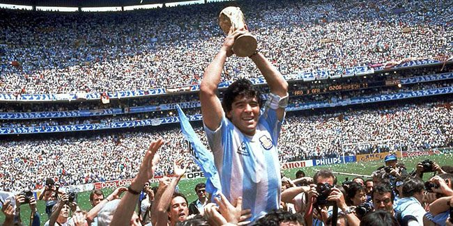 Maradona, Prime Video dio a conocer a los protagonistas de la serie de televisión