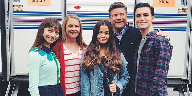 Netflix ordena No Good Nick, sitcom con Melissa Joan Hart y Sean Astin