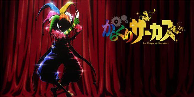 Karakuri Circus por Prime Video desde octubre