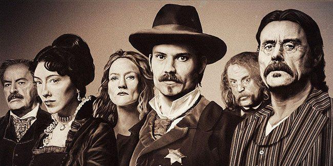 Deadwood, comenzó el rodaje del filme