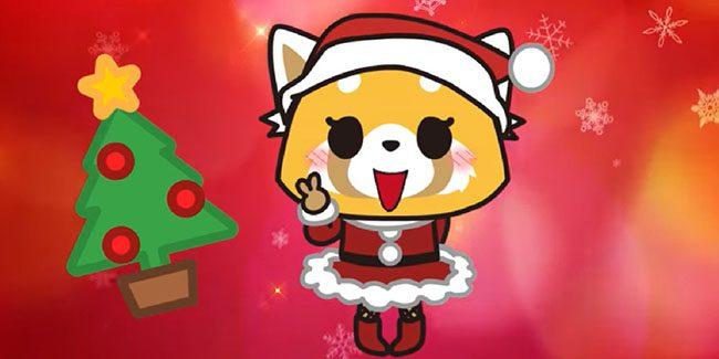 Aggretsuko, tráiler del especial de Navidad en Netflix