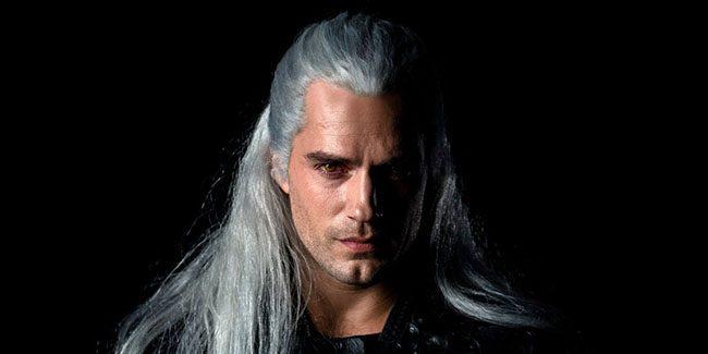 The Witcher: Henry Cavill es oficialmente Geralt de Rivia
