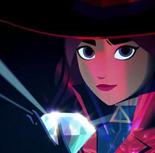 Netflix dio a conocer el trailer de Carmen Sandiego