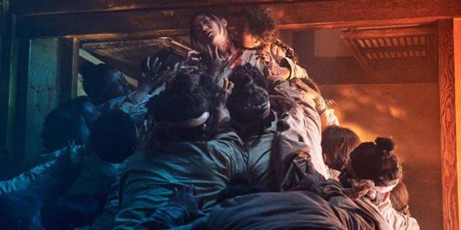 Kingdom, los muertos surgen en el nuevo trailer de la serie Netflix