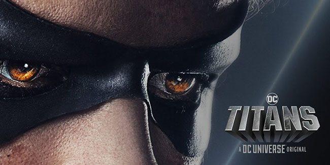 Nuevo poster de Titanes y primera foto de Krypto