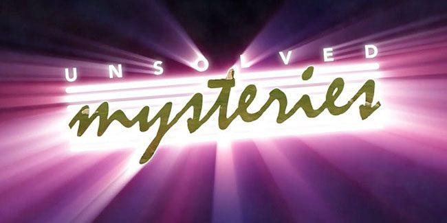 Unsolved Mysteries volverá a Netflix con un reebot