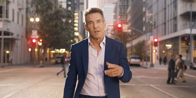 Merry Happy Whatever: Dennis Quaid y Netflix juntos en una comedia de Navidad