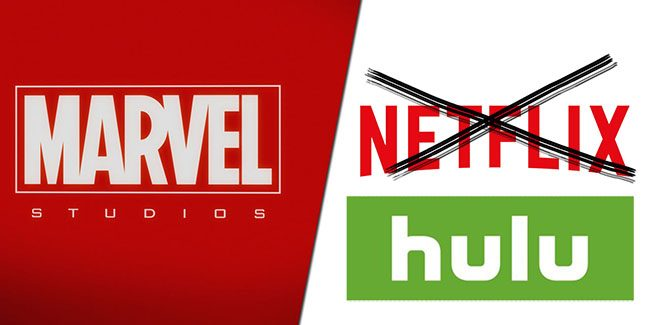 Hulu podría salvar las series Marvel/Netflix