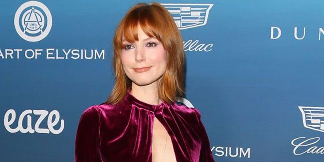 Orange is the New Black, Alicia Witt en la última temporada