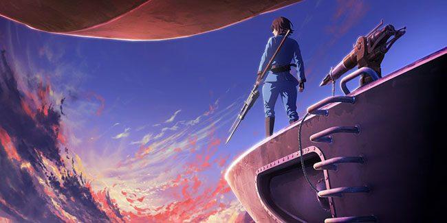 Netflix anunció el anime de Drifting Dragons, de Polygon Pictures, para el 2020