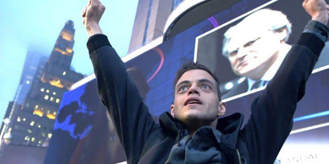 Según Rami Malek, el final de Mr. Robot será impresionante