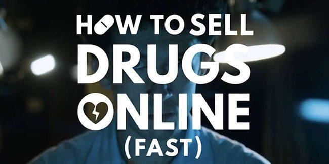 Cómo vender droga online (a toda pastilla) por Netflix