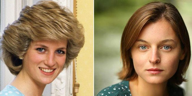 Emma Corrin será Lady Diana en The Crown