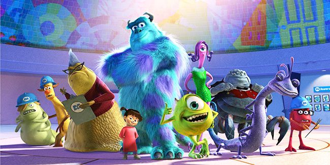 Monsters at Work llegará a Disney+, la serie secuela de Monsters, Inc.