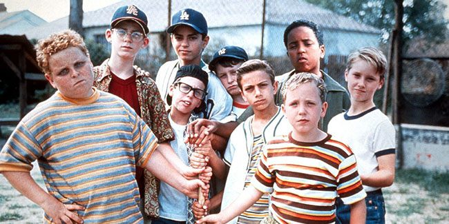 The Sandlot: Historia de un verano