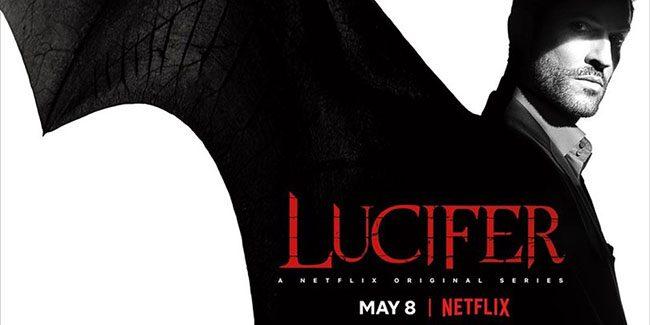 Teaser y poster de la temporada 4 de Lucifer