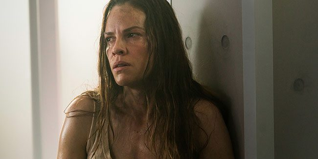 I Am Mother, tráiler del film con Hilary Swank por Netflix