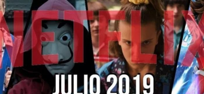 Estrenos de Netflix en julio 2019