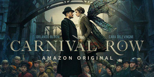 Carnival Row, el nuevo teaser tráiler de la serie Amazon