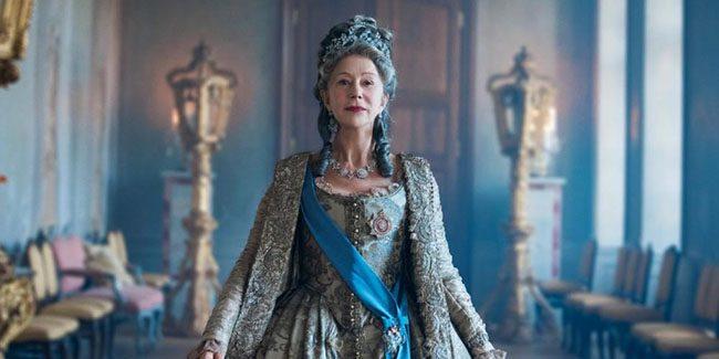Catalina la Grande: nuevo tráiler de la miniserie con Helen Mirren