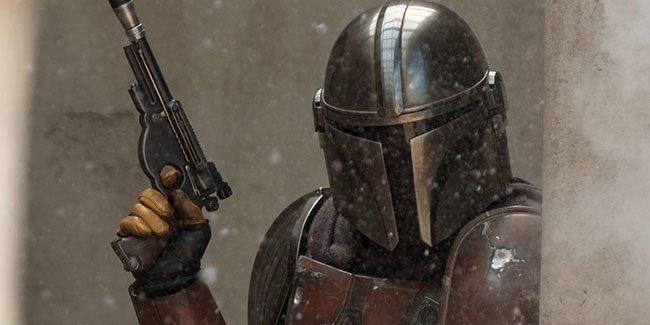 El mandaloriano, el tráiler de la serie ambientada en el universo de Star Wars