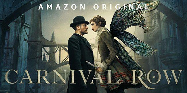 Carnival Row fue renovada para una segunda temporada antes de su estreno