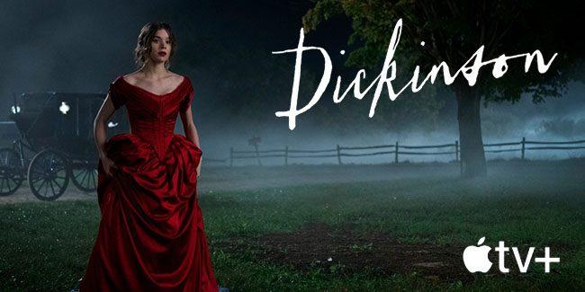 Dickinson, nuevo tráiler y nuevo tema para la banda sonora