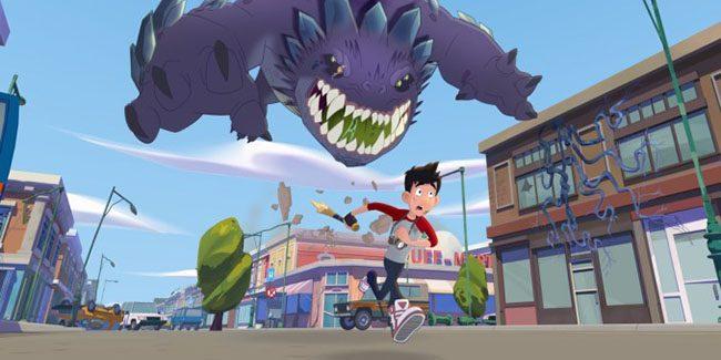 Los héroes del Apocalipsis, la producción animada de Netflix
