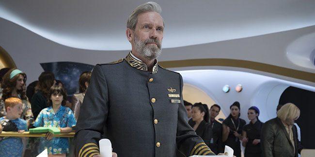 Hugh Laurie en el teaser de Avenue 5, comedia de ciencia ficción de HBO