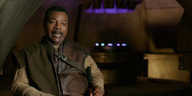 Carl Weathers volverá como Greef Carga en The Mandalorian, temporada 2