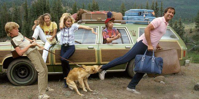 National Lampoon's Vacation, los Griswold vuelven en una serie de HBO Max