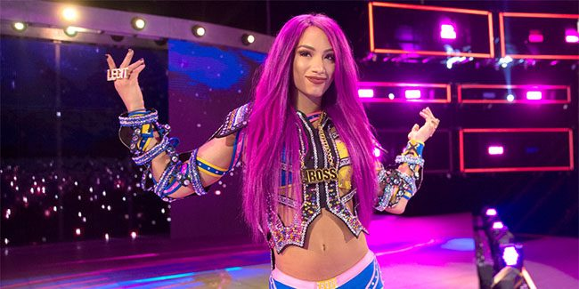 The Mandalorian, ¿la wrestler Sasha Banks en la temporada 2?