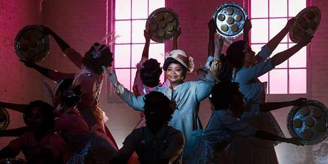 Octavia Spencer protagonista de una nueva miniserie de Netflix