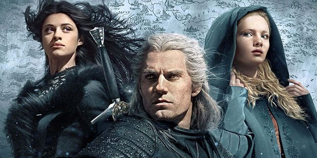 The Witcher, se editó la banda sonora de la serie